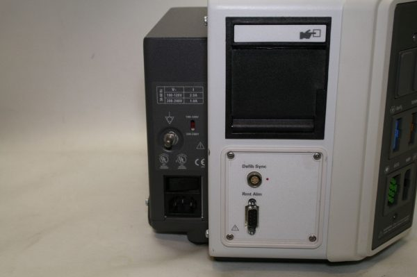GE Marquette Eagle 3000 Patient Monitor Side View