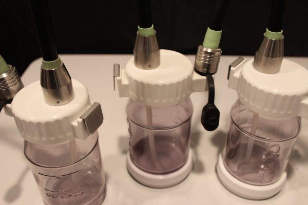 Olympus MAJ-901 Water Bottle top