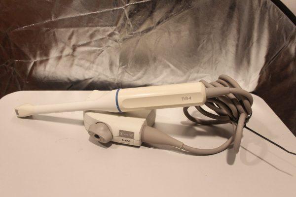 Siemens Ultrasound Probe EV9-4 Endocavitary Side View