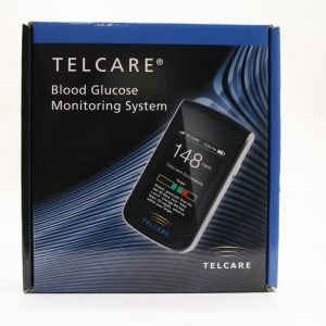 Telcare Wireless Blood Glucose Monitoring System Box