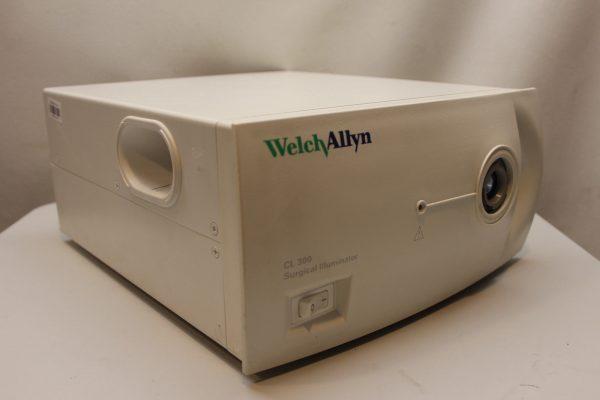 Welch Allyn CL300 Surgical illuminator Light Source