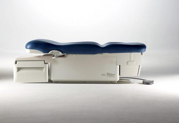 Midmark Ritter 222 Barrier Free Adjustable Electric Exam -2