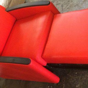 Brandrud Slumber Chair Sleepover Hospital Sofa side