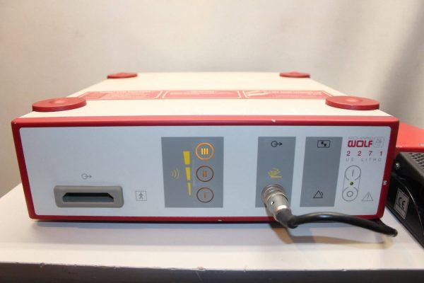 Richard Wolf Ultrasound Lithotriptor 2271 Fast Fragmentation