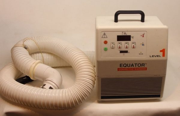 Smiths Level 1 Equator Convective Warming EQ-5000 all