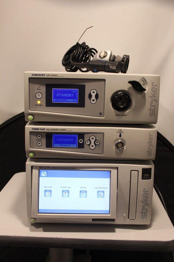 Stryker 1188 Arthroscopy Camera System