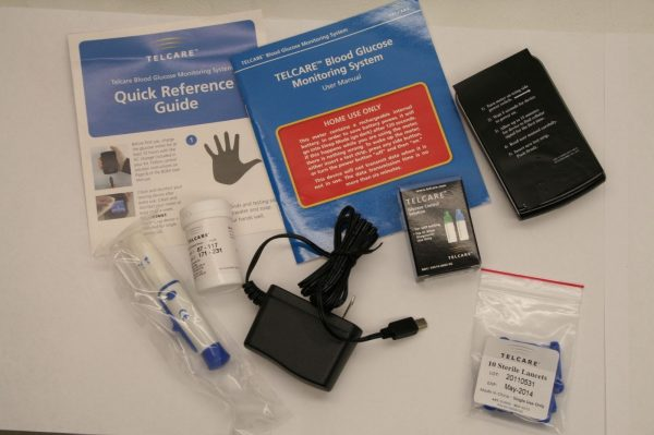 Telcare Wireless Blood Glucose Monitoring System Accessory