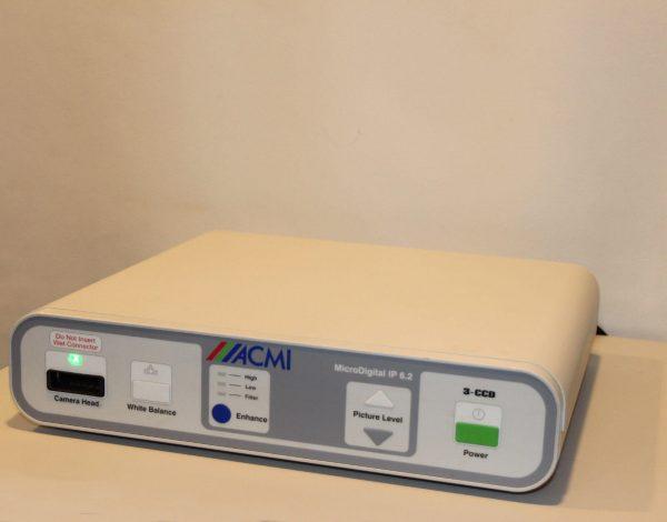Acmi-Microdigital I.P 6.2 MV-10604 Color Camera 2