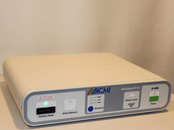 Acmi-Microdigital I.P 6.2 MV-10604 Color Camera