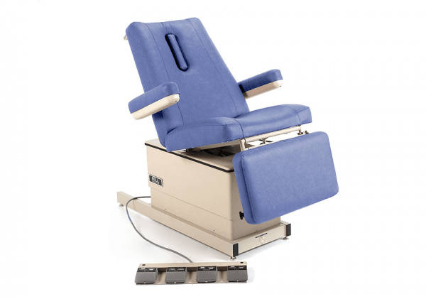 Hill Adjustable Medical Chair