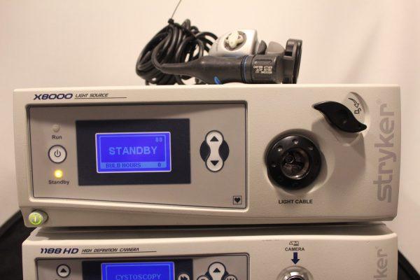 Stryker 1188 Arthroscopy Camera System Light Source
