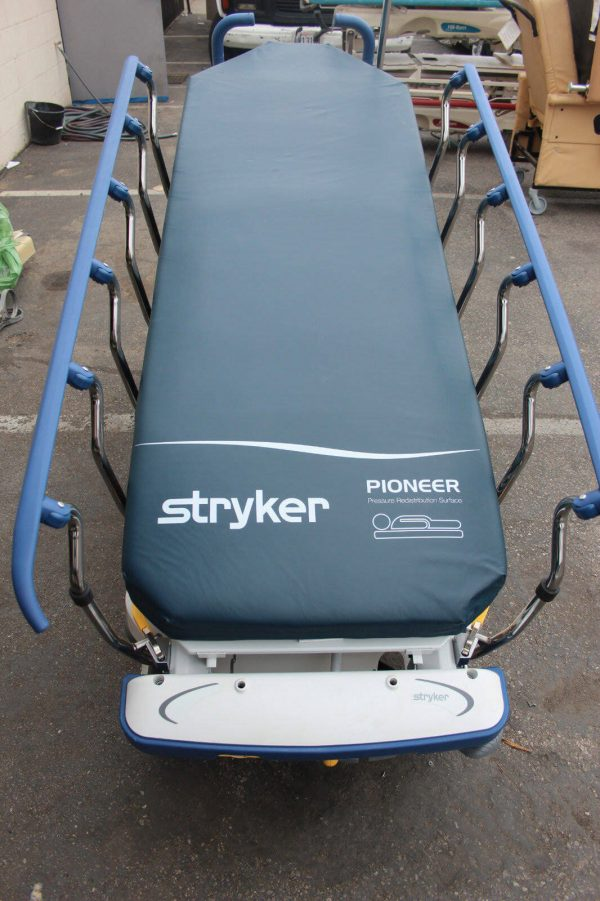 Stryker Surgery Stretcher 1105 Prime front